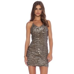 Alaia Sequins Dress